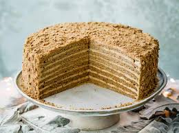 Russian Honey Cake Recipe - olivemagazine