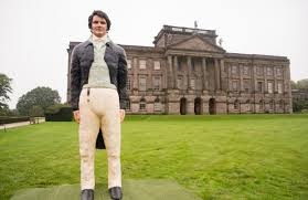 Life size Mr Darcy cake made for Pride and Prejudice anniversary | The List
