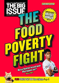 Marcus Rashford says 'time is now' to end child food poverty